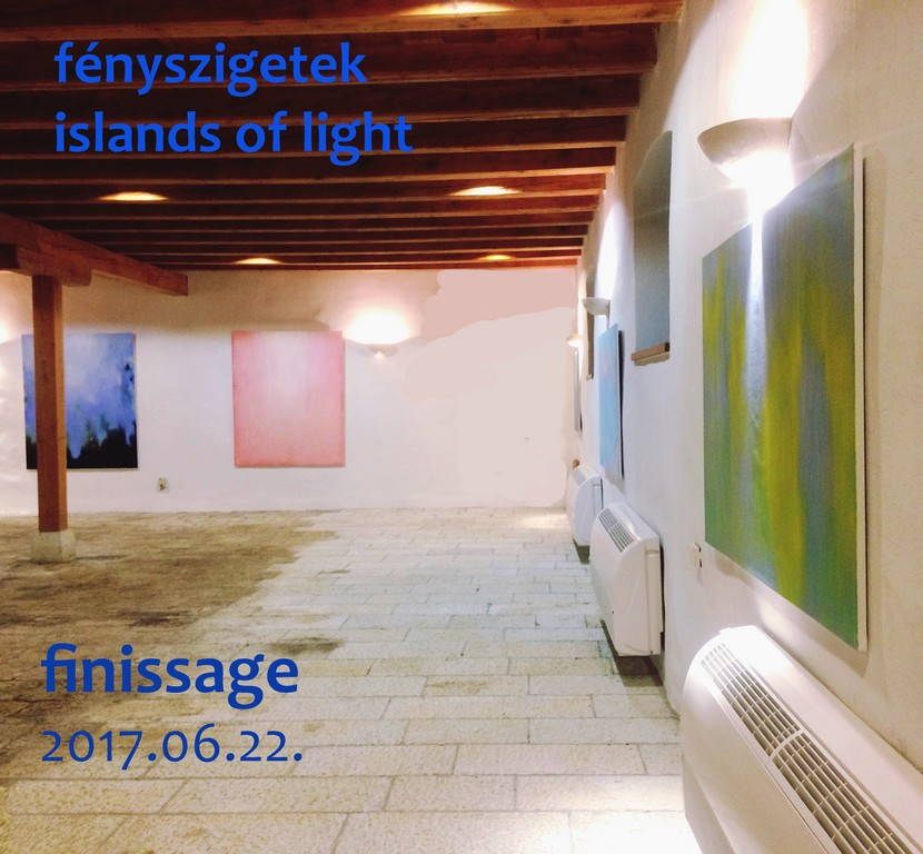 The Islands of Light - finissage